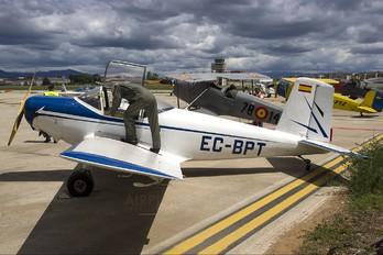 EC-BPT - Fundació Parc Aeronàutic de Catalunya AISA  I-11B