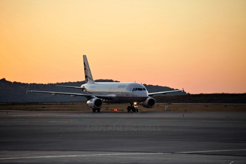 SX-DVV - Aegean Airlines Airbus A320