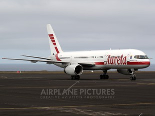 LY-SKR - Aurela Boeing 757-200