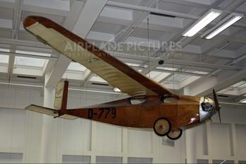 D-779 - Private Messerschmitt M.17 Replica