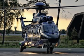 D-HEGK - Germany - Police Aerospatiale AS332 Super Puma