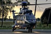 D-HEGK - Germany - Police Aerospatiale AS332 Super Puma aircraft