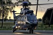D-HEGK - Germany - Police Aerospatiale AS332 Super Puma aircraft