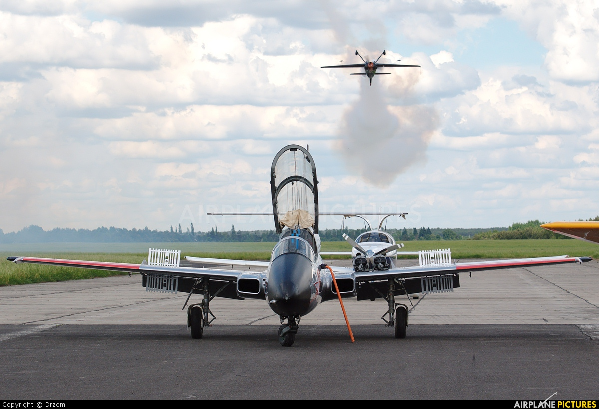 Polish Aviation Legends SP-YLL aircraft at Biała Podlaska