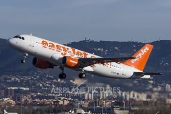 G-EZTJ - easyJet Airbus A320