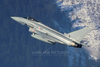 7L-WD - Austria - Air Force Eurofighter Typhoon S