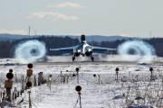 46 - Russia - Air Force Sukhoi Su-27 aircraft