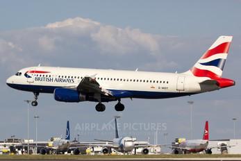G-MIDT - British Airways Airbus A320