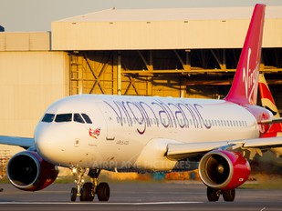 EI-DEI - Virgin Atlantic Airbus A320