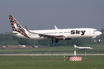 TC-SKP - Sky Airlines (Turkey) Boeing 737-900