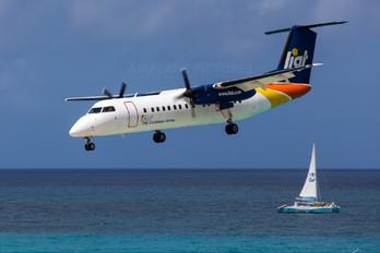 V2-LES - LIAT de Havilland Canada DHC-8-300Q Dash 8