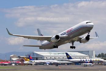 N316LA - Florida West Boeing 767-300F