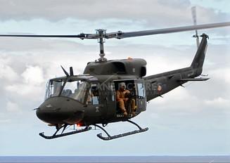 HU.18-17 - Spain - Army Agusta / Agusta-Bell AB 212