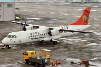 B-22801 - TransAsia Airways ATR 72 (all models)