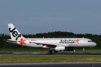 JA05JJ - Jetstar Japan Airbus A320