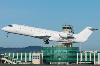 EC-JCO - Air Nostrum - Iberia Regional Canadair CL-600 CRJ-200