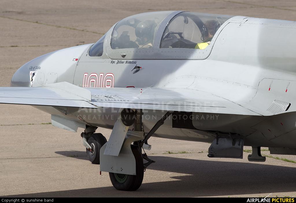 Poland - Air Force 1018 aircraft at Bruntingthorpe