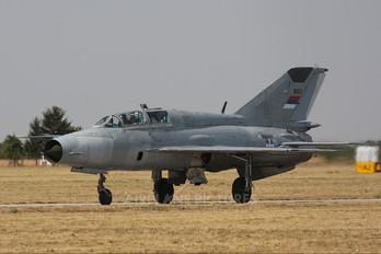 16178 - Serbia - Air Force Mikoyan-Gurevich MiG-21UM