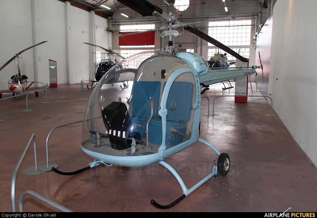 Private I-AGUM aircraft at Milan -  Volandia Aviation Museum