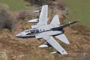 ZA595 - Royal Air Force Panavia Tornado GR.4 / 4A aircraft