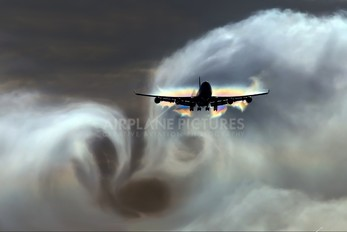 how to avoid wingtip vortices