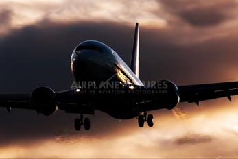 4L-TGT - Airzena - Georgian Airlines Boeing 737-400