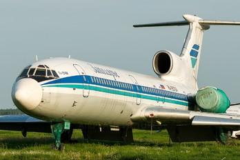 RA-85704 - Zapolyarye (Norilsk Aviation Enterprise) Tupolev Tu-154M