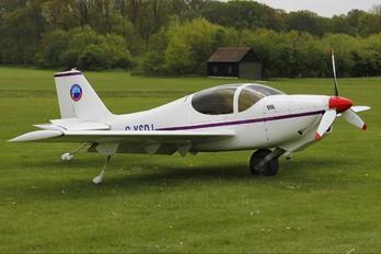 G-XSDJ - Private Europa Aircraft Europa
