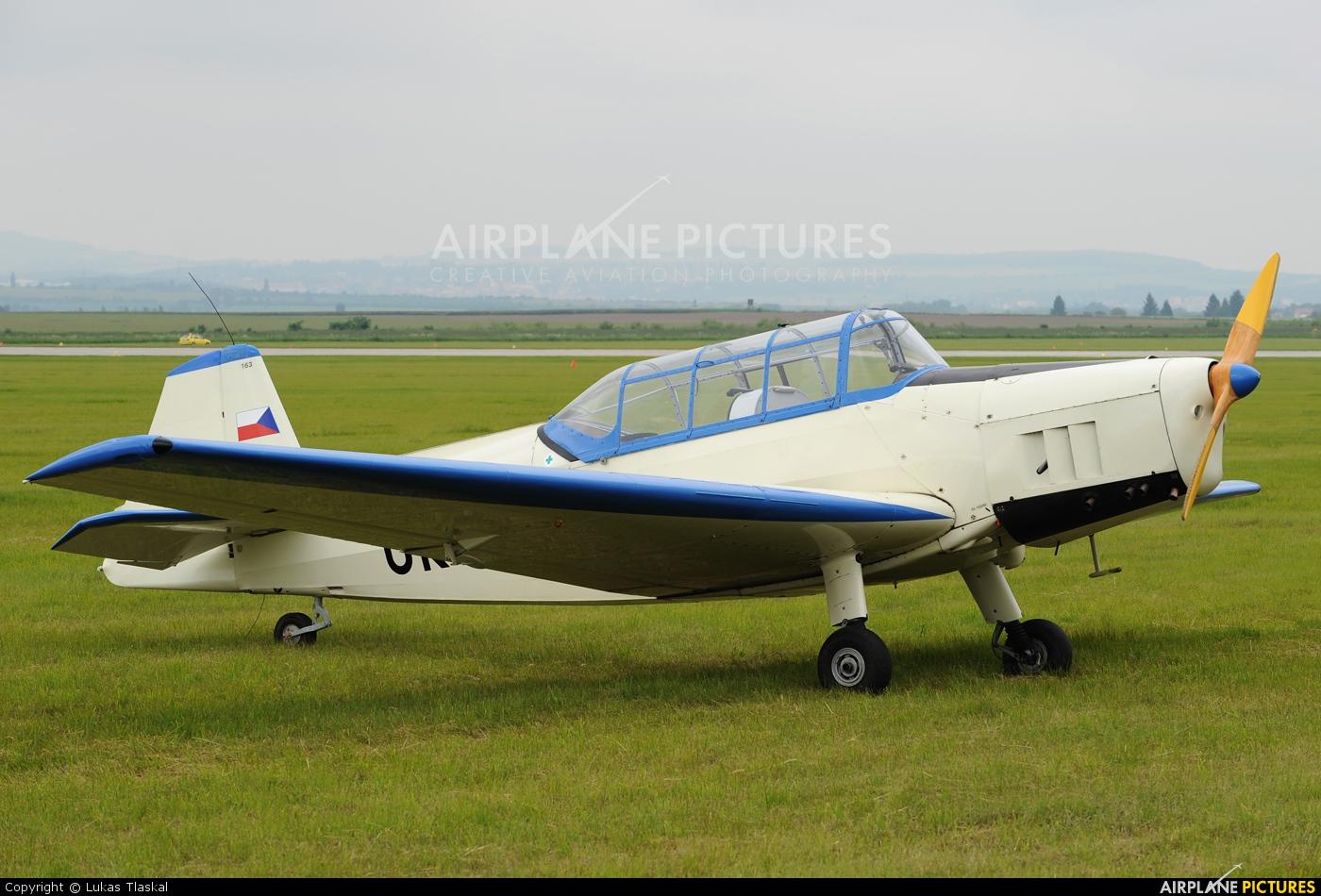 Východočeský aeroklub Pardubice OK-MFX aircraft at Čáslav