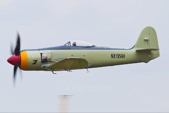 NX1954H - Private Hawker Sea Fury