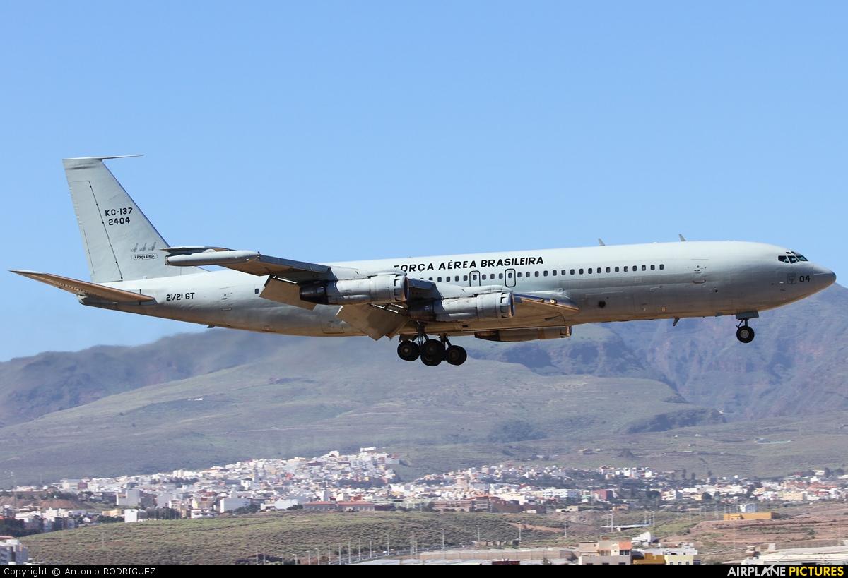 Brazil - Air Force 2404 aircraft at Las Palmas de Gran Canaria