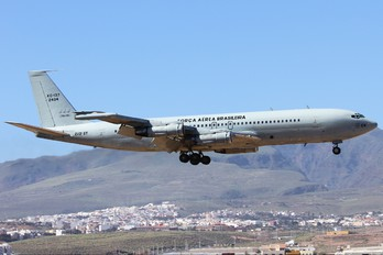 2404 - Brazil - Air Force Boeing 707-300 KC-137