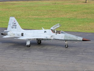 FAH-4008 - Honduras - Air Force Northrop F-5E Tiger II