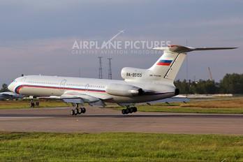 RA-85155 - Russia - Air Force Tupolev Tu-154M