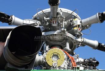 I-CFAG - Italy - Protezione civile Sikorsky S-64E/F Skycrane
