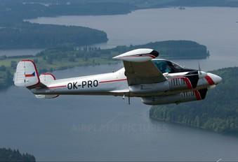 OK-PRO - Aeroklub Zbraslavice LET L-200 Morava