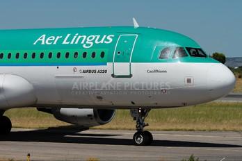 EI-CVC - Aer Lingus Airbus A320