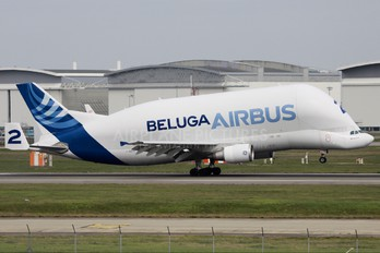 F-GSTB - Airbus Industrie Airbus A300 Beluga