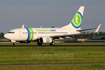 PH-XRC - Transavia Boeing 737-700