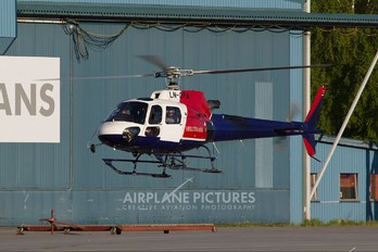 LN-OPA - Helitrans Eurocopter AS350 Ecureuil / Squirrel