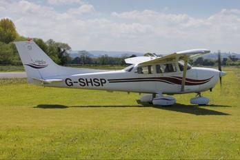 G-SHSP - Private Cessna 172 Skyhawk (all models except RG)