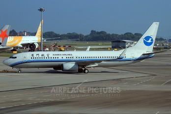 B-5528 - Xiamen Airlines Boeing 737-800