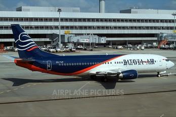 PK-YVP - Batavia Air Boeing 737-400