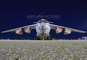 RA-78818 - Russia - Air Force Ilyushin Il-76 (all models)