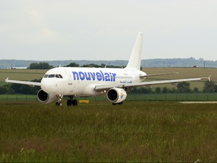 TS-INF - Nouvelair Airbus A320