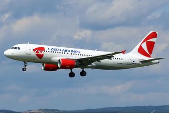 OK-LEG - CSA - Czech Airlines Airbus A320