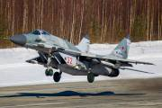 22 - Russia - Air Force Mikoyan-Gurevich MiG-29SMT aircraft