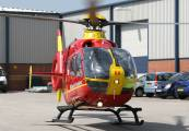 G-EMAA - Midlands Air Ambulance Eurocopter EC135 (all models) aircraft