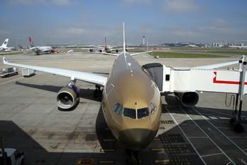 A9C-KA - Gulf Air Airbus A330-200