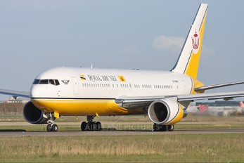 V8-MHB - Royal Brunei Airlines Boeing 767-200ER